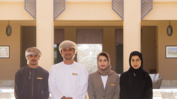 Anantara Al Jabal Al Akhdar resort continues to remain committed to providing a variety of career opportunities to the local community.