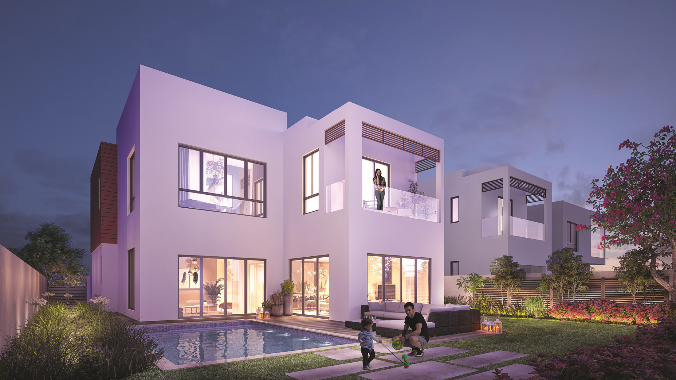 Al Mouj Muscat Unveils Ghadeer Villas, A Selection Of Contemporary