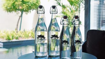 Al Baleed Resort Salalah by Anantara - Glass Reusable Bottles4
