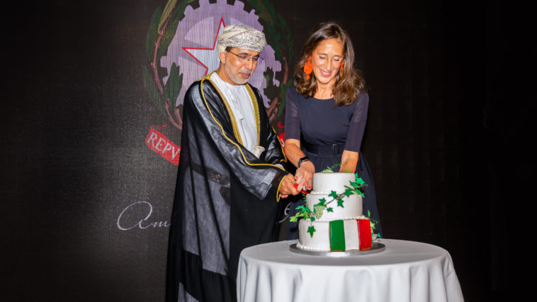 Italian National Day 2019, Oman at the Italian Embassy